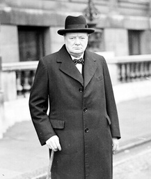 One in four believe Churchill was myth