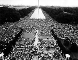March on Washington - Blacks fight for equal rights