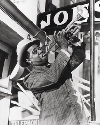 Louis Armstrong - 1937