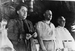 VII.Komintern-Kongreß1935,Pieck,Dimitrov - 7th Comintern Congress 1935 - 7e Komintern 1935