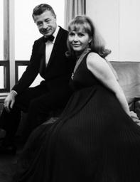 David Susskind, Joyce Davidson