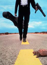 1993 - El Mariachi - Movie Set