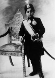 Shah Ahmed Qajar