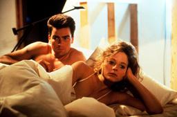 BACKTRACK, Charlie Sheen, Jodie Foster, 1989