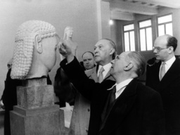 Adenauer in Greece