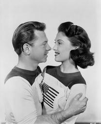 1950 - The Fireball - Movie Set
