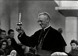 John Archbishop Heenan (died 11/75) R.c. Archbishop Elevated To The Cardinalate In 1965.