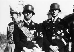 Himmler,Heydrich u. Daluege / 1937. - Himmler,Heydrich & Daluege / 1937 -