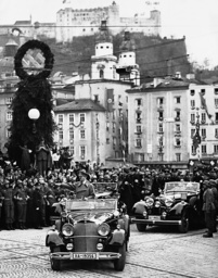 Adolf Hitler in Salzburg, 1938