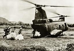 Vietnamkrieg/Versorgung der US-Truppen.. - Vietnam War/ Supply of the US troops ... -