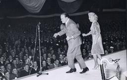 British Born American Comedian Bob Hope (1903-2003)