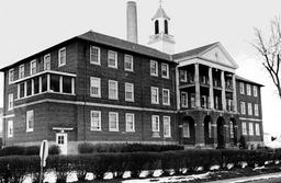 Davenport's French Hall Set For Demolition