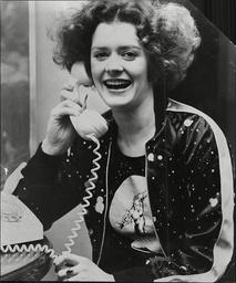 Actress Patricia Quinn.