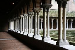 Jacobins's church cloister, Toulouse
