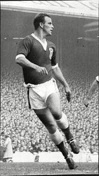 John Charles (dead February 2004) Leeds United And Wales International Footballer