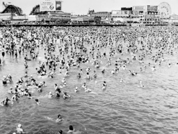New York - Coney Island, 1936