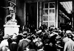 Paris Weltausstell. 1937 Deutsches Haus - Paris / World Exhib.1937 / German House - Paris Expo. univ. 1937/ Maison allemande