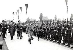 Third Reich - Reichsautobahn Dresden 1937