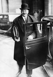 Pierre Etienne Flandin, 1936