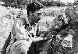 1952 - Bwanda Devil - Movie Set