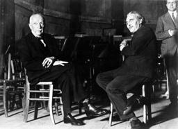 Richard Strauss in Paris, 1930