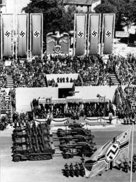 Adolph Hitler, Prince Regent Paul