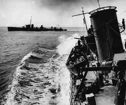 War Britain - Navy - Destroyers Ships - 1939