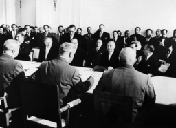 Konrad Adenauer in Moscow, 1955