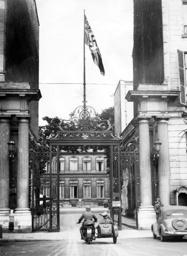 Paris under German occupation in 1940