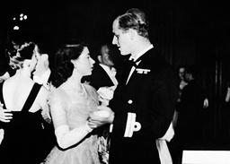 Royalty - The Royal Couple Dancing