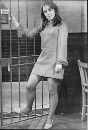 18 Year Old Actress Paula Wilcox