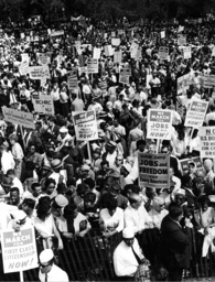 March on Washington - Blacks fight for their rights
