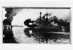 WWII - Claus Bergen Westerplatte 1940