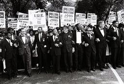 Black Civil Rights Demonstration March in Washington DC, America - 28 Aug 1963