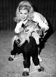 Actress Birgit Bergen 1938 -