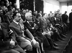 Adolf Hitler with Bavarian Nazi Party Leaders