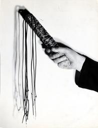 Cat 'o' Nine Tails Used For Flogging. Punishment.
