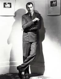 Gary Cooper - 1937