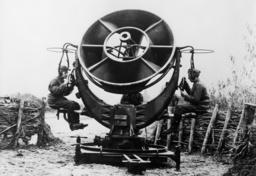 Horchgerät einer Flakbatterie 1939 - Listening Device / Air Defence Unit 1939 -