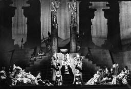 C.Saint-Saëns, Samson und Dalila / 1935 - C.Saint-Saëns, Samson and Dalila / 1935 - Saint-Saëns, Camille