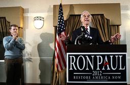 Ron Paul Makes Final Campaign Push Before Iowa Caucuses