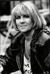 Nina Myskow Journalist 1990.