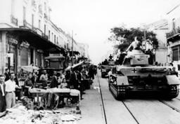 WW II - The German Wehrmacht in Greece 1943