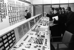 Euratom members visit Lingen nuclear power plant