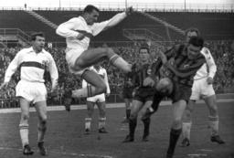 German football division south 1962/63 - VFB Stuttgart - Eintracht Frankfurt 1:0