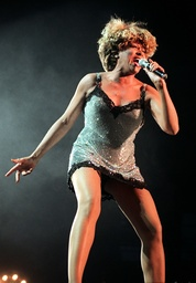 Tina Turner started German Tour in Munich