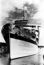 'Strength Through Joy' ship Wilhelm Gustloff, 1940