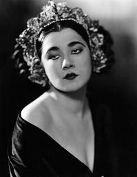 Nita Naldi - 1923