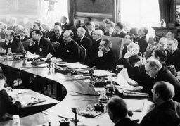 Conference of the League in London, 1936