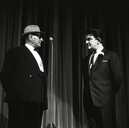 'Sunday Night at the London Palladium' TV Programme. - 13 Jan 1963
